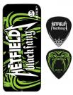 Dunlop Black Fang James Hetfield Guitar Picks - zestaw kostek w pudełku