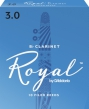 D'Addario Royal 3 - stroik do klarnetu B