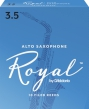 D'Addario Royal 3½ - stroik do saksofonu altowego Es